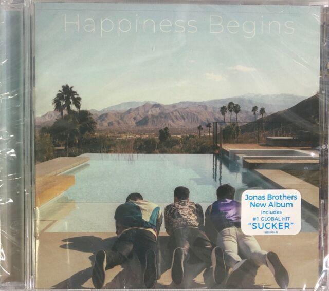 Jonas Brothers - Happiness Begins (CD 2019 Republic) Brand NEW