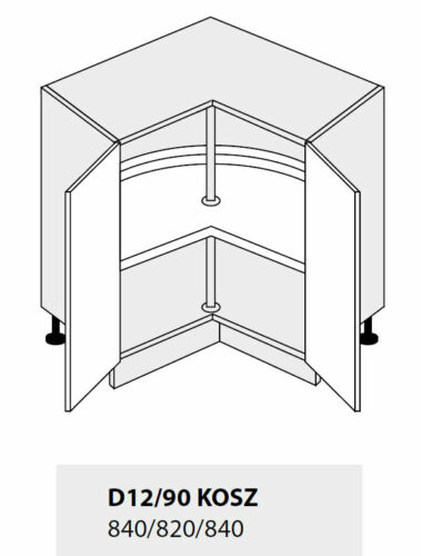 Küchenschrank Schrank wählbar weiß signalweiß Matt lackiert Hochschrank 67583033