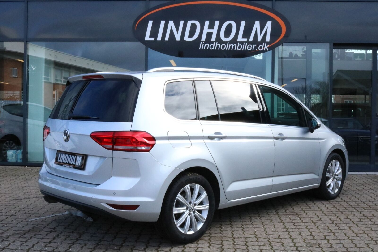 VW Touran TDi 150 Highline DSG