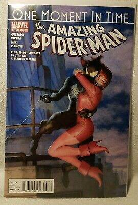 AMAZING SPIDER-MAN #638 PAOLO RIVERA COVER NM 1ST PRINTING 2010 MARVEL STAN LEE