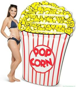 BigMouth-Inc-Popcorn-Movie-Style-Inflatable-Swimming-Pool-Float-Raft-5-FEET