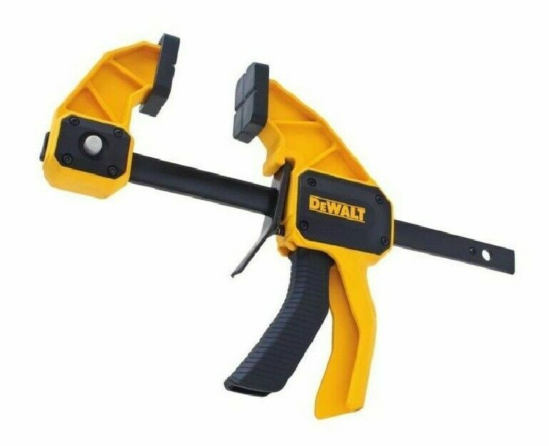 DeWalt LARGE CLAMP BAR Removable Jaw Pads USA Brand- 150mm, 300mm Or 600mm