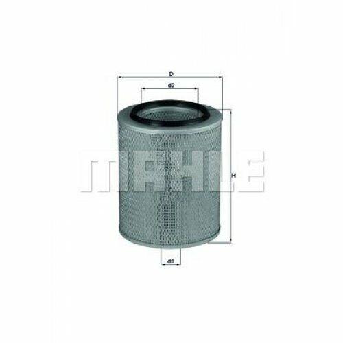 Filtro Aria LX 562 KNECHT