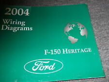 2004 Ford F 150 Heritage And Svt Lightning Wiring Diagram Manual F150 Electrical For Sale Online Ebay