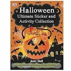 Halloween : Ultimate Sticker and Activity Collection by Jane Bull (2012,...
