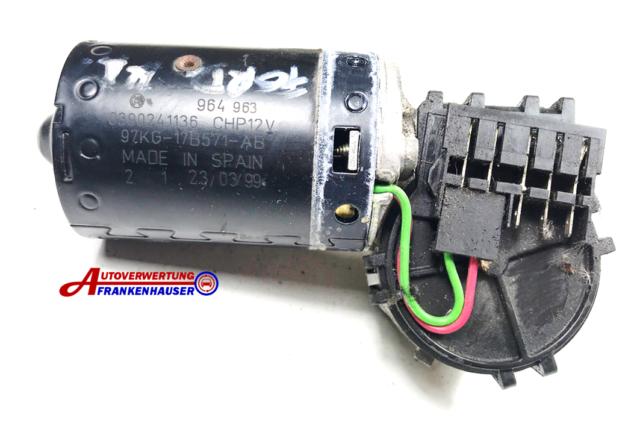 Ford Ka Motor Limpiaparabrisas Delante 97KG17B571AB Bosch 0390241136