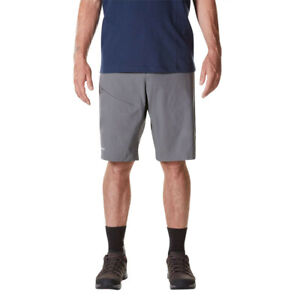 Berghaus Mens Baggy Light Shorts Pants Trousers Bottoms Grey Sports Outdoors