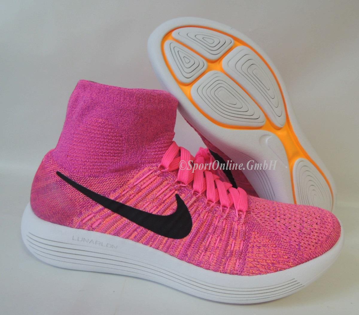 NEU Nike Nike Nike WMNS LunarEpic Flyknit Gr. 40 5 Damen Running Schuhe Turnschuhe 818677-601 e99a14