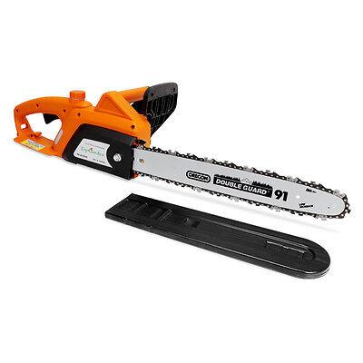 """OREGON 2000W Electric Chainsaw eStart 16"""" Bar"""
