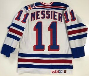 MARK-MESSIER-NEW-YORK-RANGERS-94-STANLEY-CUP-AUTHENTIC-CCM-JERSEY-44-GERRY-COSBY
