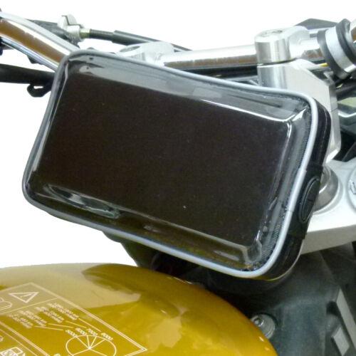 15-17mm motocicletta forchetta staminali Telefono Mount per Samsung Galaxy Note 10