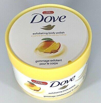 Dove Exfoliating Body Polish 10 5 Oz New Your Choice Mango Lavender Macadamia Ebay