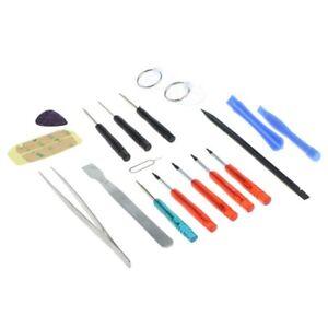 18-Teile-Werkzeug-Set-fuer-Smartphones-Tablets-MacBook-Pro-Air-iPhone-Reparatur