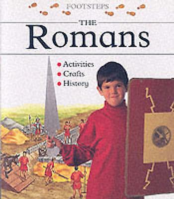 1 of 1 - Hewitt, Sally, Romans (Footsteps), Very Good Book