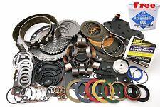 Ford 4R70W Transmission Deluxe Rebuild Kit 1998-03 Level 2 W/ Sprag Washers etc.