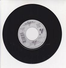"""Eric CLAPTON Vinyl 45T 7"""" BAD LOVE -BEFORE YOU ACCUSE ME - DUCK 922644 F Rèduit"""