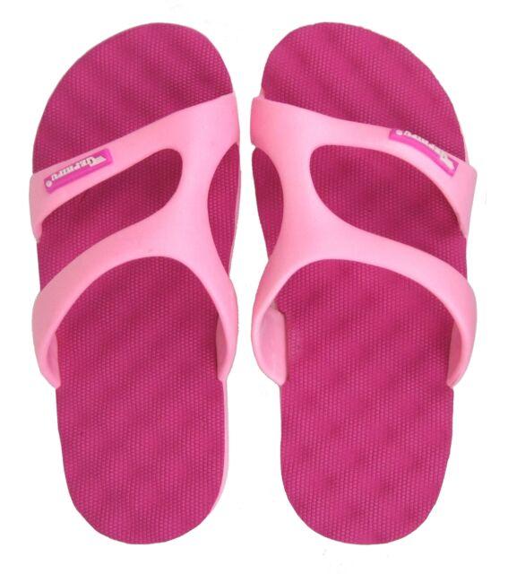 Badeschuhe rosa pink Gr. 24 26 28 32 Mädchenschuhe Bade Slipper Sandaletten ;0)