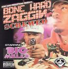 Bone Hard Zaggin [Chopped & Screwed] [PA] by Big Mello (CD, Mar-2006, Asylum/Rap-A-Lot)