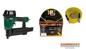 image is loading omer m2 65 16 gauge air framing stapler
