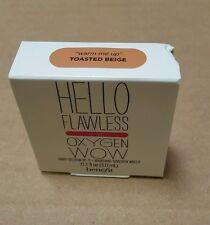 Benefit Hello Flawless Oxygen WOW Foundation Mini Sample 0.1 fl oz toasted beige