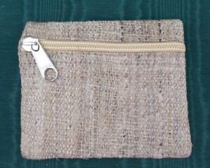 Hemp-Coin-Purse-Natural-Bag-Pouch-Credit-Card-ID-Holder-Wallet-New