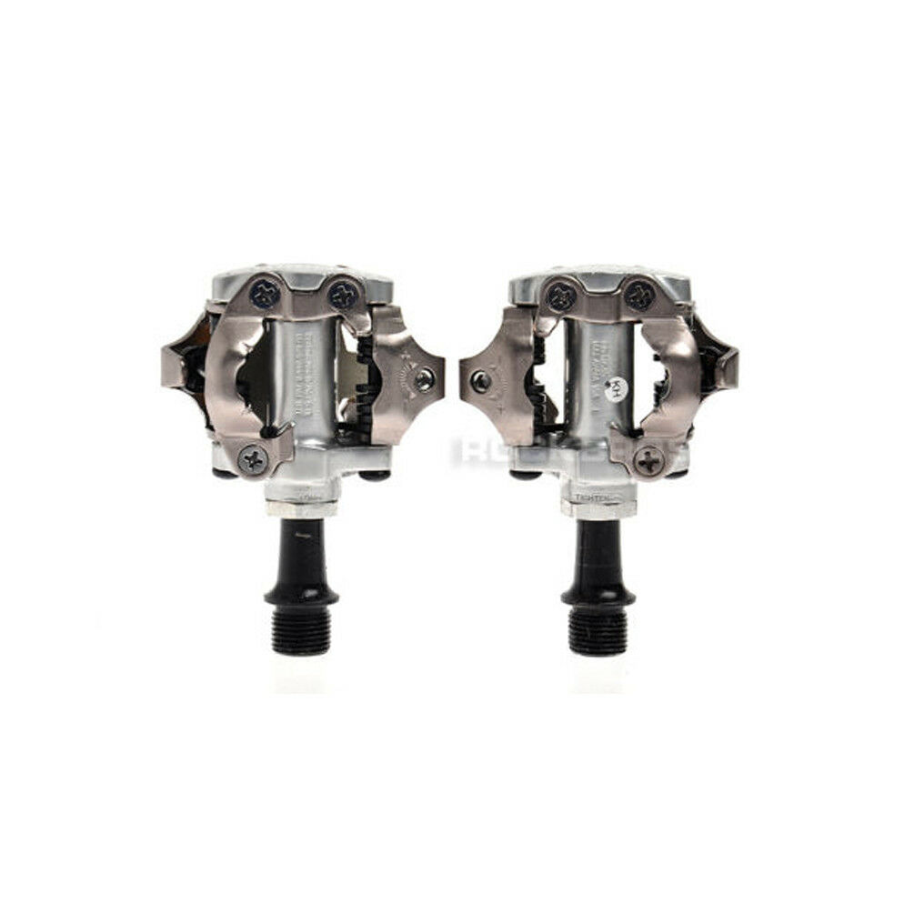 SHIMANO Cycling PDM540 SPD Road Bike MTB Clipless Pedals  SMSH51 Cleats