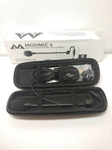 ModMic 4 Omni Boom Mic Attach to Any Headphones Noise Cancelling Antlion Audio