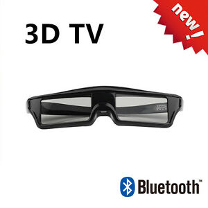 73a0dda78a2 3D Active Shutter Glasses Bluetooth for Samsung Epson TCL 3D TV USB ...