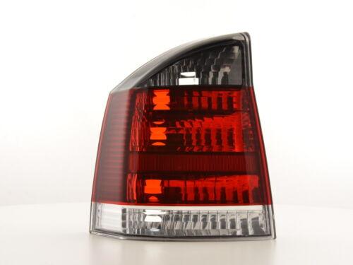 Usure pièces Queue Lumière gauche Opel Vectra C Bj 02-04
