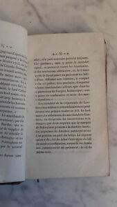 Riccous El Bougainville de La Juvenil Viaje En América Belin 1834