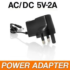 UK 5V 2A Switching Power Supply adapter AC 100-240V DC 2Amp with connector block