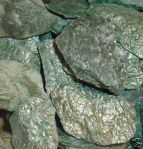 FUCHSITE-GREEN-RAW-ROUGH-MINERAL-HEALING-CRYSTALS-PIECE