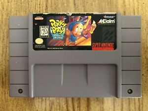 Porky-Pig-s-Haunted-Holiday-Snes-Super-Nintendo-Game-Only