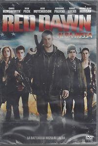 Dvd-RED-DAWN-ALBA-ROSSA-nuovo-sigillato-2013