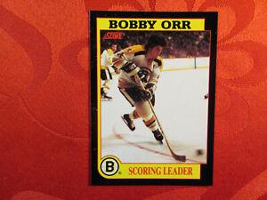BOBBY-ORR-SCORE-1991-92-SCORING-LEADER-MINT