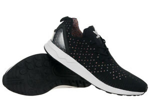 Details zu Adidas Originals ZX Flux Advanced Asymmetrical Primeknit Mens Trainers Shoes