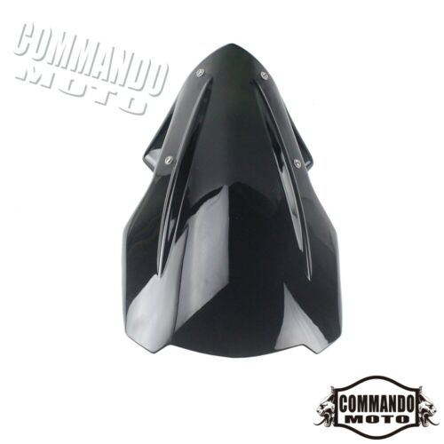 Smoke Windshield Screen Headlight Cover For Kawasaki Z900 2017-2019 Motorcycle
