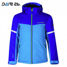 Dare 2b Kids Obscure Ski Jacket Boys Girls Childs Childrens Waterproof  Insulated 75a3dff4d