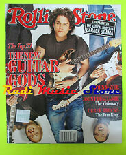 ROLLING STONE USA MAGAZINE 1020/2007 Guitar Gods Pete Wentz Elvis Perkins Nocd