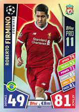 Match Attax Champions League 2017/2018 PRO 11, 100 Hundred Club, Hat Trick Hero