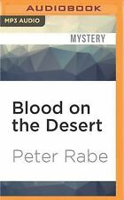 Blood on the Desert by Peter Rabe (2016, MP3 CD, Unabridged)