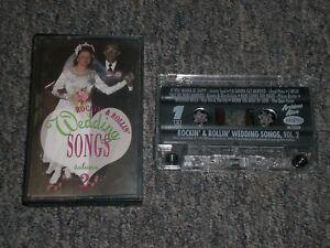 Rockin\' & Rollin\' Wedding Songs Volume 2~Cassette~Al Green~Lloyd ...