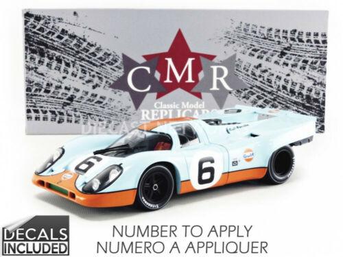 CMR Porsche 917 K Gulf 1000 km Brands Hatch 1971-CMR131/_6 1//18
