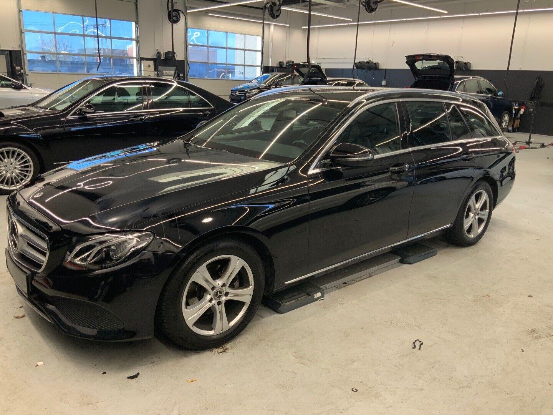 Mercedes-Benz E220 d 2,0 Avantgarde stc. aut.