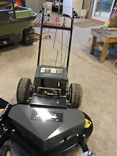 """Sutech Stealth 33"""" Commercial Walkbehind Mower Chassis"""