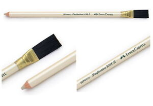 Faber-Castell-Perfection-7058-Eraser-Pencil-Type-With-Brush-White-Hard-Office