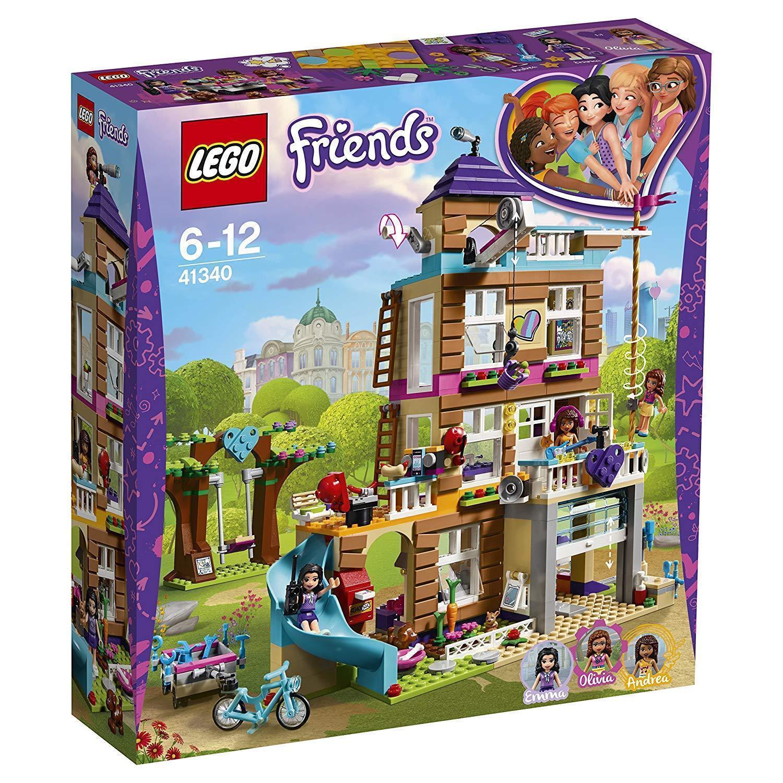 LEGO® Friends 41340 Freundschaftshaus NEU NEW OVP MISB