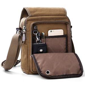 6051de9b5f XINCADA Mens Bag Messenger Bag Canvas Shoulder Bags Travel Bag Man ...
