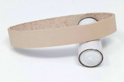 3//4X12 Inch Assorted Belt Kit With Leather Super Strop fits Ken Onion Work Sharp