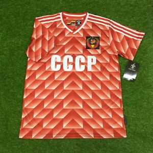 c503f392d Image is loading URSS-Soviet-Union-Men-039-s-Retro-Soccer-